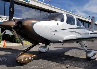 Cirrus Aircraft Sales Texas